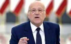 الصورة: نجيب ميقاتي أحد أكبر أثرياء لبنان يعود إلى سدّة رئاسة الحكومة