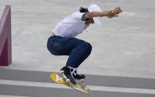 الصورة: حماس الأولومبياد.. صور