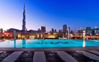 الصورة: تقلب أسعار الجنيه يضاعف أرباح المصريين في عقارات دبي