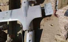 الصورة: التحالف يدمر مُسيرتين و4 صواريخ باليستية باتجاه جازان