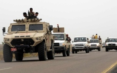 الصورة: الجيش اليمني يُفشل هجوماً لميليشيات الحوثي في صعدة