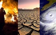 الصورة: مخاطر مناخية تحيط بكوكب الأرض.. والعلماء يحذرون