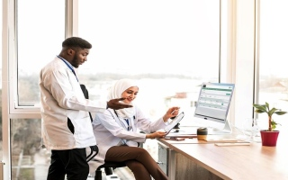 """الصورة: """"اتصالات ديجيتال"""" تطلق منصة سحابية للسجلات الطبية الإلكترونية"""