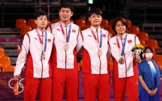 حصاد الأربعاء لميداليات أولمبياد طوكيو 2020