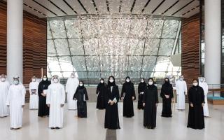 الصورة: ريم الهاشمي: الإمارات وضعت التنمية المستدامة في صميم استراتيجياتها لضمان الازدهار