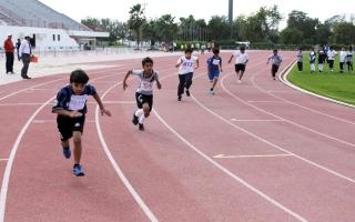 الصورة: 21 رياضة في النسخة الثانية من «ألعاب مدارس دبي»