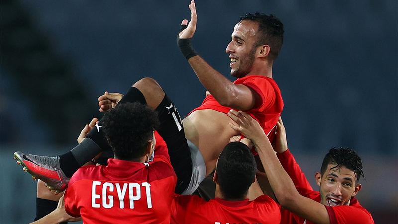 صورة تألق الشناوي وهدفا حمدي وريان يقودان مصر لمواجهة البرازيل – رياضة – عربية ودولية