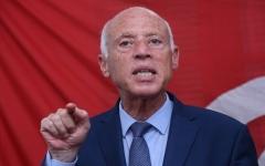 الصورة: قيس سعيد يعلن عن حوار وطني دون الإشارة إلى الأحزاب التونسية