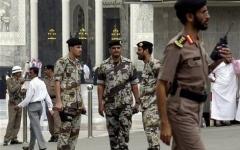 الصورة: تنفيذ حدّ الحرابة بسعودي ينتمي إلى تنظيم «داعش»