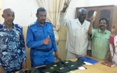 الصورة: السودان.. إحباط محاولة تهريب 40 كيلوغراما من الذهب