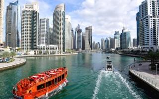 الصورة: عقارات دبي تحقّق تصرفات بـ 163 مليار درهم خلال 7 أشهر