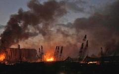 الصورة: انفجار بيروت حطّم «روح» المدينة وخلّف صدمة تسكن حياة الناجين