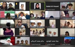تكريم 100 طفل ضمن مبادرة «أبطال التطوع»