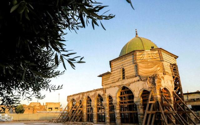 الصورة: وثائقي عن «إحياء روح الموصل» بدعم الإمارات