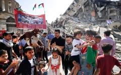 الصورة: الولايات المتحدة لا يمكنها البقاء في عملية السلام