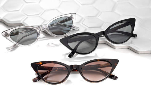 الصورة: #النصف_الحلو.. مينيماليست: نظارات شمسية بأناقة وفخامة لصيف 2021