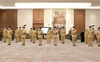 الصورة: «شرطة القصيص» يسوي ودياً بلاغات شيكات قيمتها 60 مليون درهم