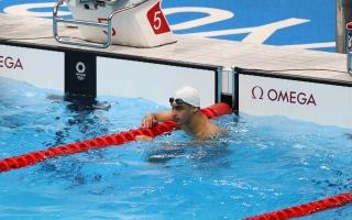 اتحاد السباحة: تكاليف إعداد يوسف المطروشي تخطت 100 ألف درهم