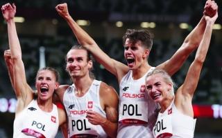 """حصاد الأولمبياد.. المسابقات """"المختلطة"""" تتوّج بولندا وفرنسا والصين تعزز صدارة الذهب"""