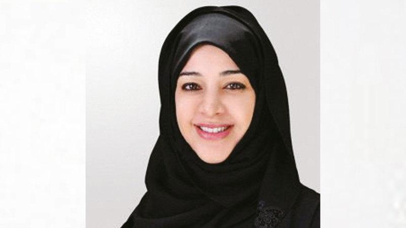 ريم بنت إبراهيم الهاشمي رئيساً لمجلس إدارة مؤسسة دبي العطاء.