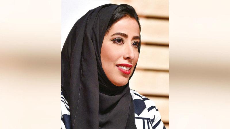 منى غانم المري رئيساً لمجلس إدارة مؤسسة دبي للمرأة.