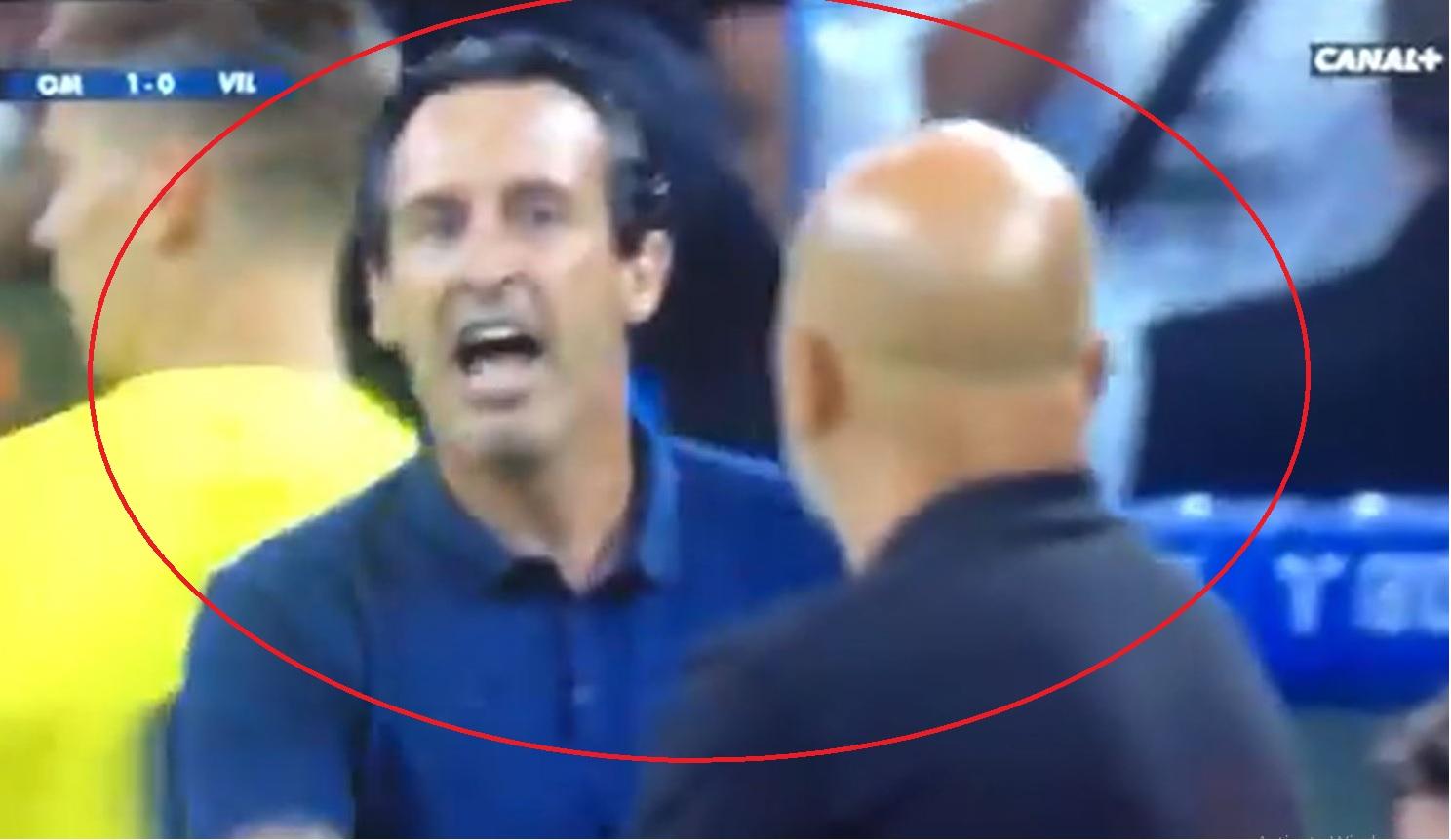 صورة انفلات أعصاب.. مدرب أرجنتيني شهير يحاول الاعتداء على إسباني (فيديو) – رياضة – عربية ودولية