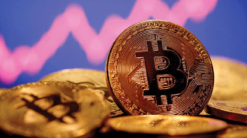 وكلاء طلبوا من متعاملين إيداع مبالغ بحد أدنى 3000 دولار للاستثمار في العملات الرقمية.  أرشيفية
