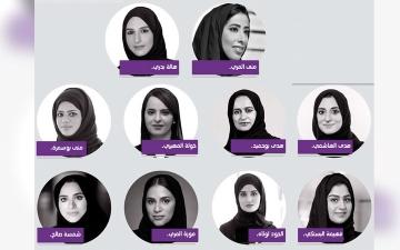 الصورة: منال بنت محمد تشيد بدعم ورعاية محمد بن راشد للمرأة الإماراتية