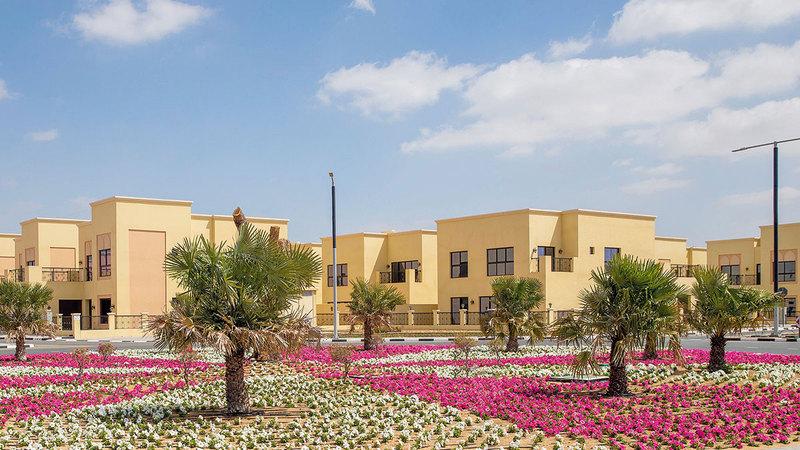 الفلل الخاصة المنجزة بلغ عددها 628 مبنى.    تصوير: أحمد عرديتي