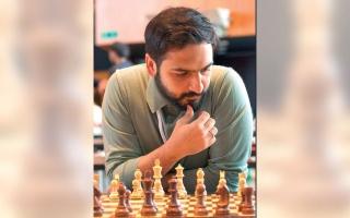 الصورة: سالم عبدالرحمن يتصدر مهرجان بيل السويسري للشطرنج