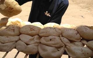 الصورة: مصر: دراسة فورية لزيادة سعر رغيف الخبز المدعم