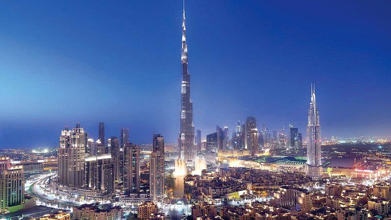 دبي تستضيف حالياً عدداً من رحلات السفر التحفيزية لشركات كبرى.   أرشيفية
