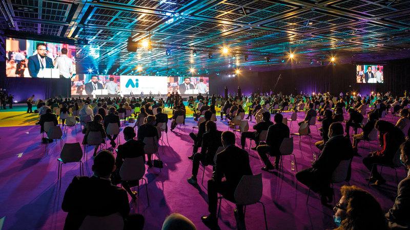 الإقبال على إقامة الفعاليات في دبي يعكس الكفاءة في التعامل مع جائحة «كوفيد-19».  أرشيفية