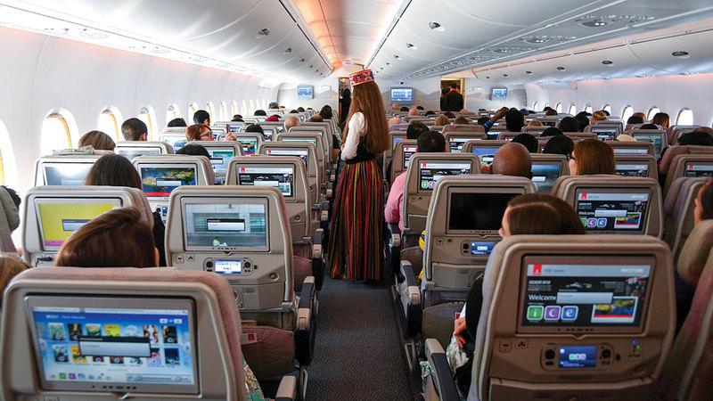 تصاعُد وتيرة أعمال الطيران في الإمارات.  أرشيفية