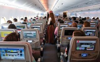 الصورة: 3 ملايين مقعد على رحلات الطيران في الإمارات خلال يوليو بنمو 22.7%