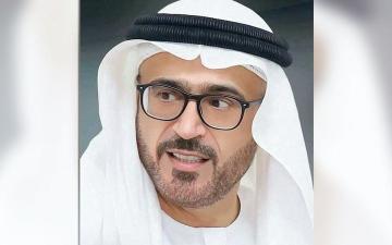 الصورة: جمال السويدي يرصد حسابات «الإخوان» الخاطئة في الإمارات