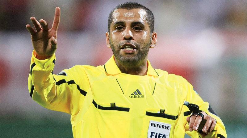 صورة العاجل مديراً لفريق الكرة الأول بنادي الإمارات – رياضة – محلية