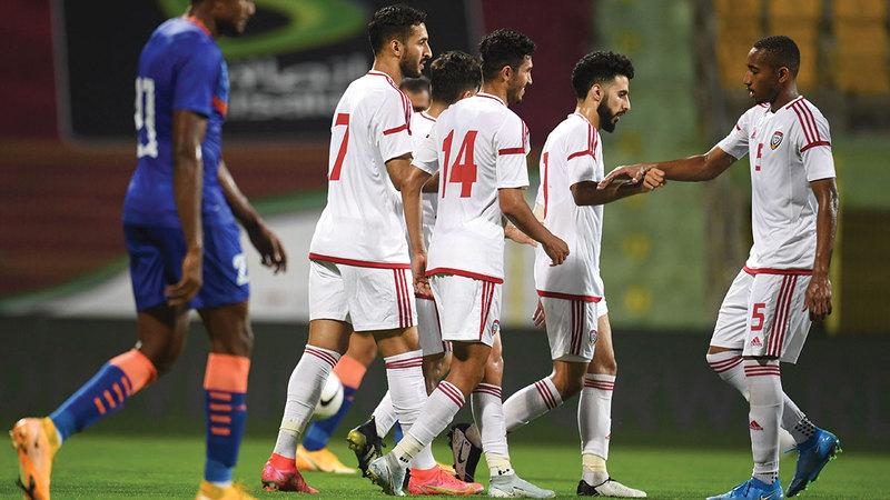 المنتخب يستعد لخوض مبارياته في الدور النهائي لتصفيات مونديال 2022.   من المصدر