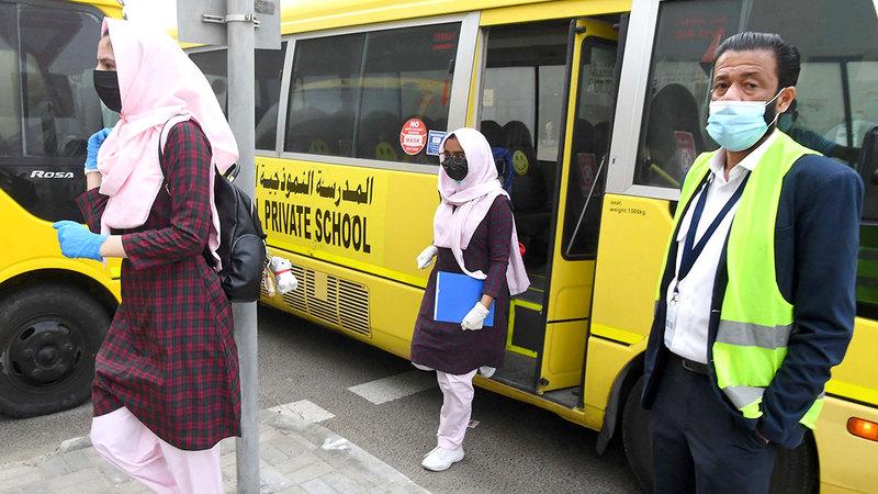 دائرة التعليم والمعرفة في أبوظبي ستطبق تدابير وقائية مكثّفة.  الإمارات اليوم