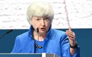 الصورة: وراء الاقتصاد.. جانيت يلين تحاول تفادي الديون