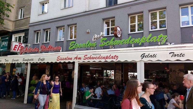 يستهلك كل نمساوي نحو ثمانية لترات من المثلجات سنوياً.  أرشيفية