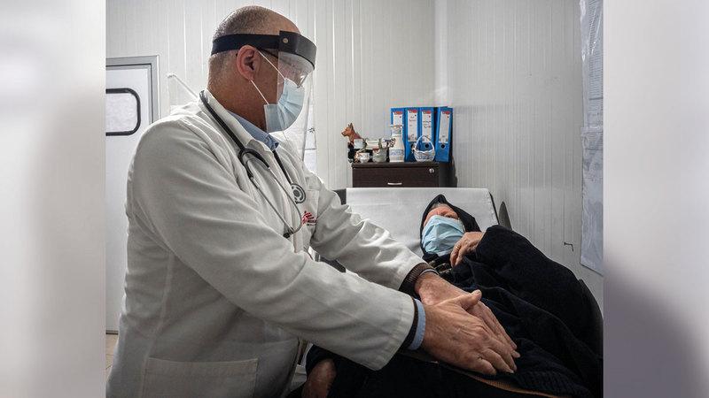 الرعاية الصحية في لبنان صعبة ومرتفعة الكلفة.  من المصدر
