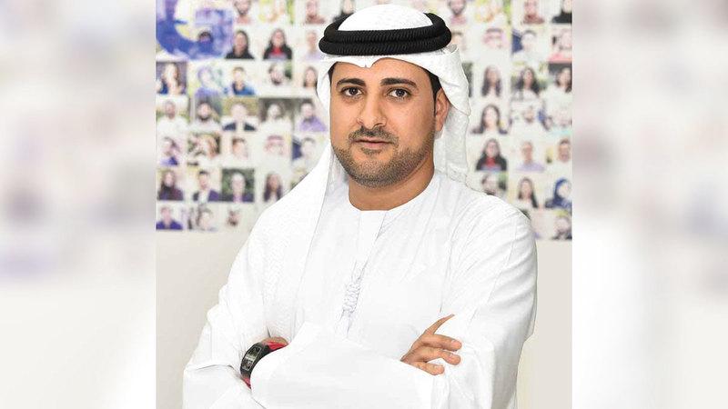 خليفة سيف المحيربي: «القطاع العقاري في الإمارات أثبت قوته ومكانته، وقدرته على التعافي السريع».