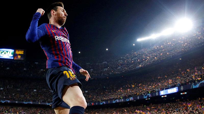 ميسي يرحل عن برشلونة والإعلان عن وجهته المقبلة قريباً.  رويترز