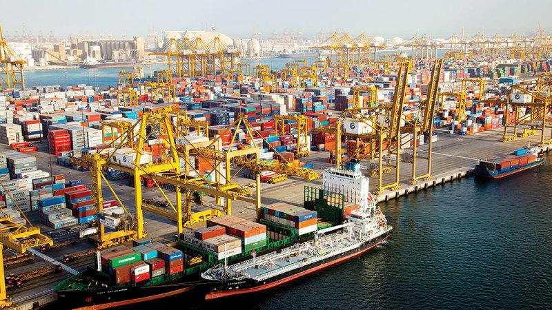 «جمارك دبي» أطلقت مبادرة شهادات الدخول/الخروج الإلكترونية لتعزيز صادرات البضائع من ميناء «جبل علي».   أرشيفية