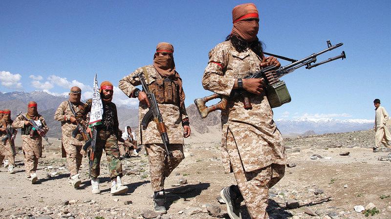 «طالبان» في طريقها للسيطرة على كامل التراب الأفغاني.  أرشيفية