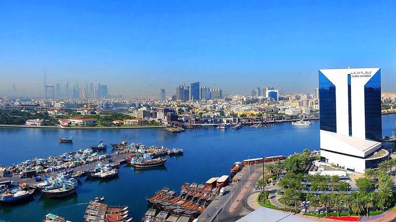 المبادرة تسهم في تحقيق رؤية دبي بزيادة التجارة الخارجية إلى تريليوني درهم على مدى 5 سنوات مقبلة. أرشيفية