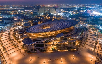 الصورة: «إكسبو 2020 دبي» يدعو الزوّار إلى تجربة «مدن المستقبل»