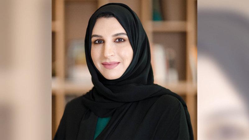 هالة بدري: «دبي للثقافة حريصة على إحياء فن الخط العربي، وتشجيع المواهب المحلية في هذا المجال».