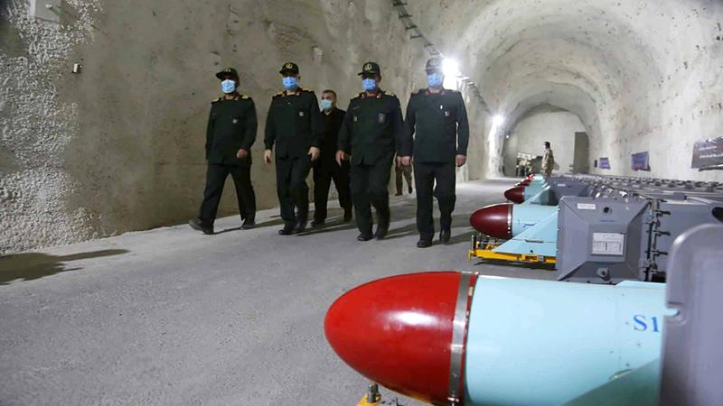 السلاح النووي الإيراني مشكلة تفسد علاقة طهران مع العالم.  أرشيفية